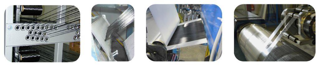Lavorazione della fibra di carbonio