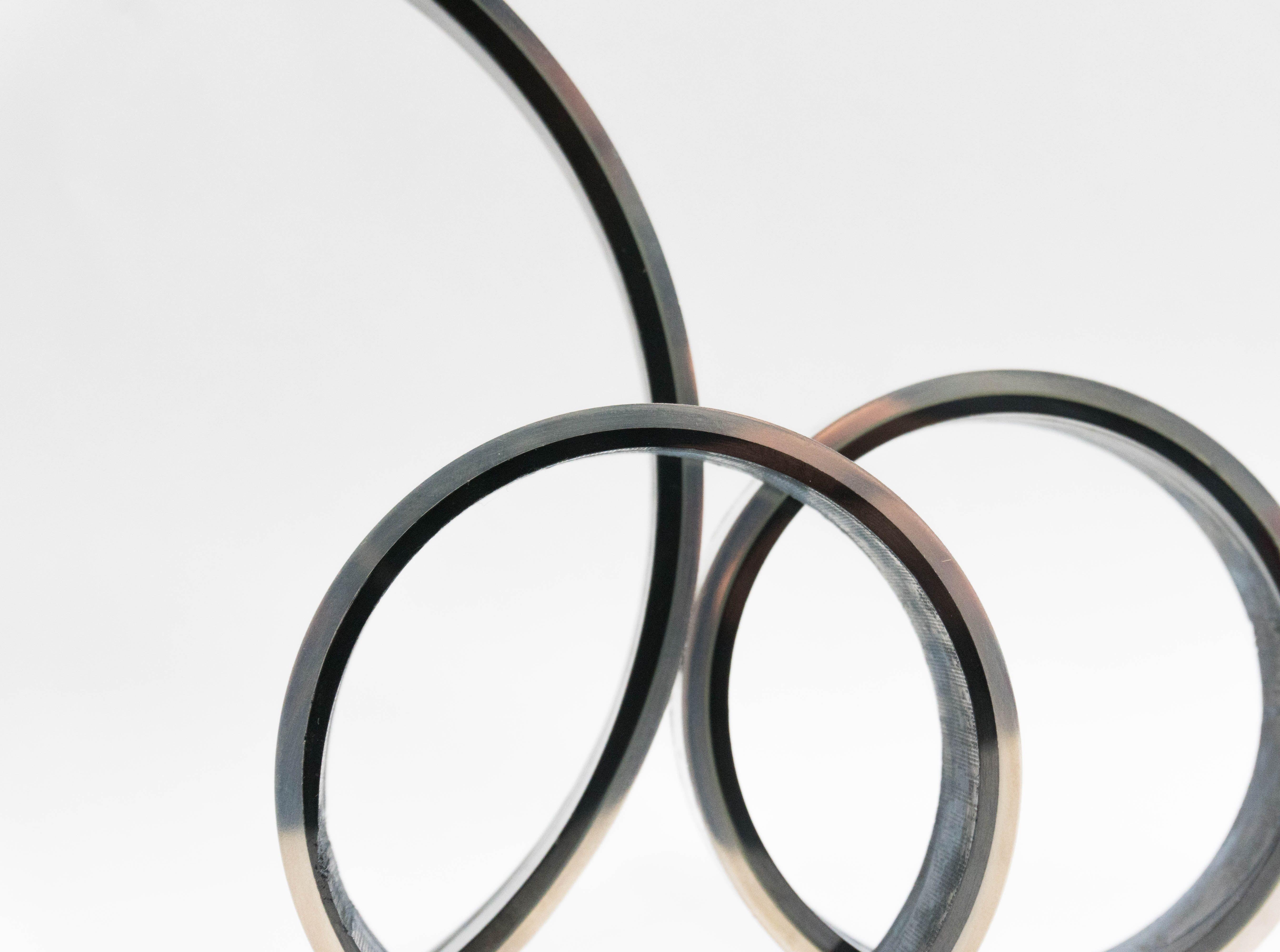 Sezione rulli ibridi metallo carbonio