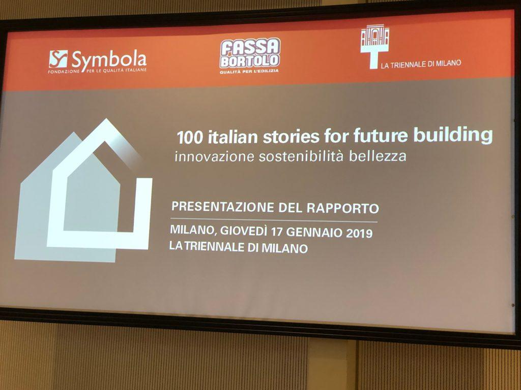 Le cento migliori storie dell'edilizia del futuro