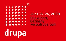 Manifestazione Drupa di Dusseldorf