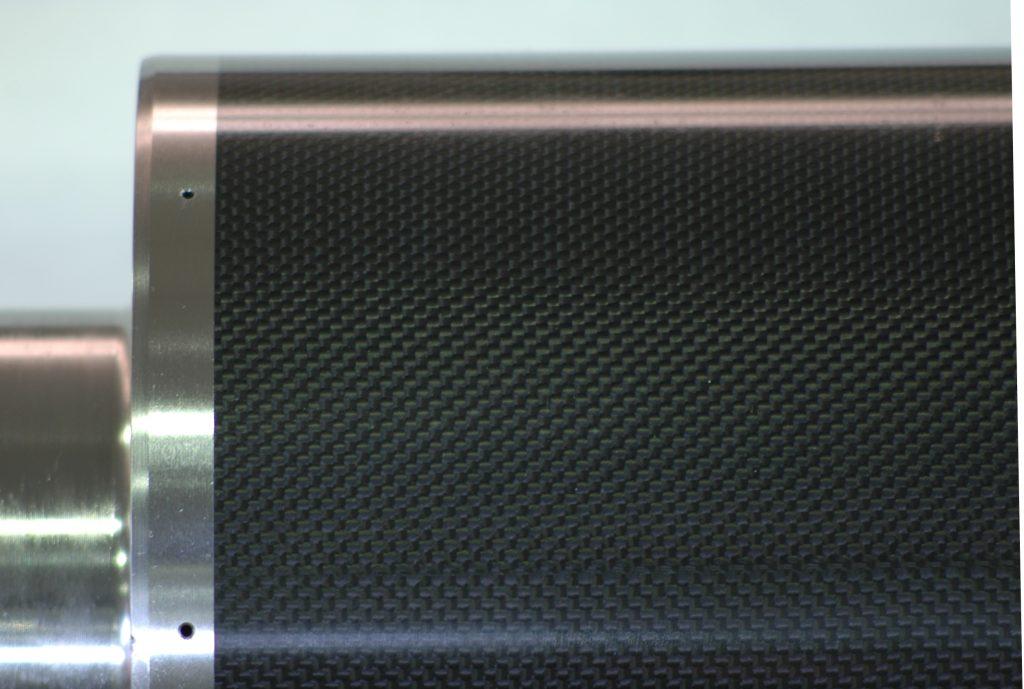 Dettaglio rullo per stampa flessografica